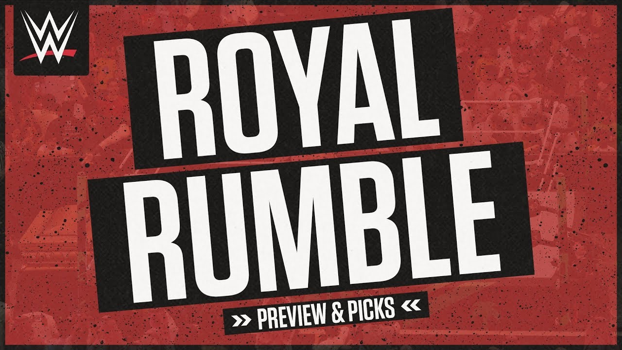 Who's The Betting Favourite To Win This Year's Royal Rumble?