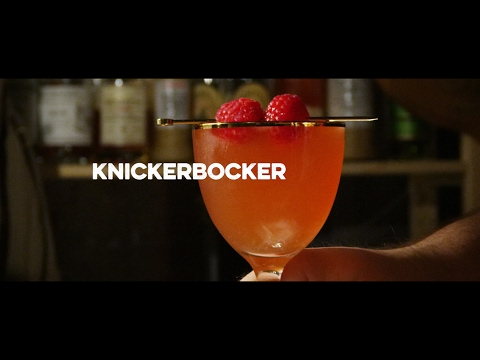 How to Drink: Knickerbocker