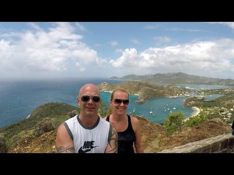 Antigua, caribbean, island tour, all you need to see 2017 HD