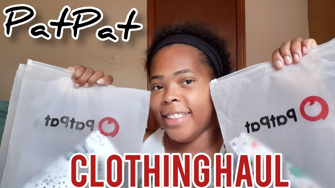 PatPat Clothing Haul Review - YouTube