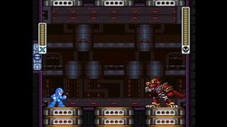 Megaman X Eclipse (fan game) + download