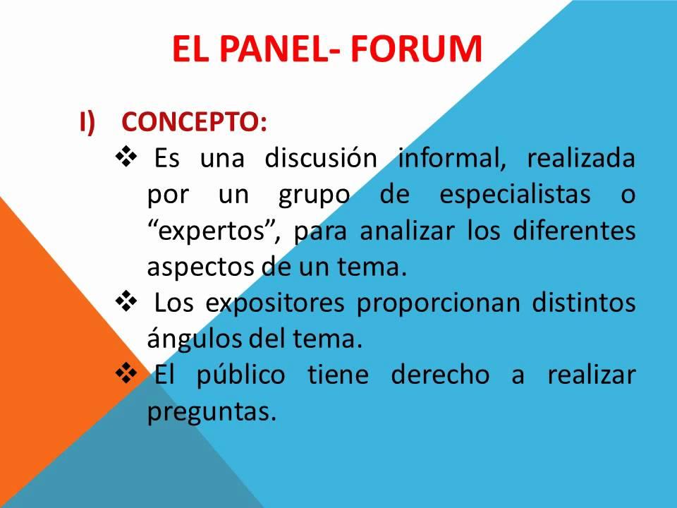 El panel forum youtube - Www wayook es panel ...