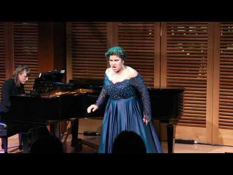 Der holle rache  Queen of the Night, from Die Zauberflote - W. A. Mozart
