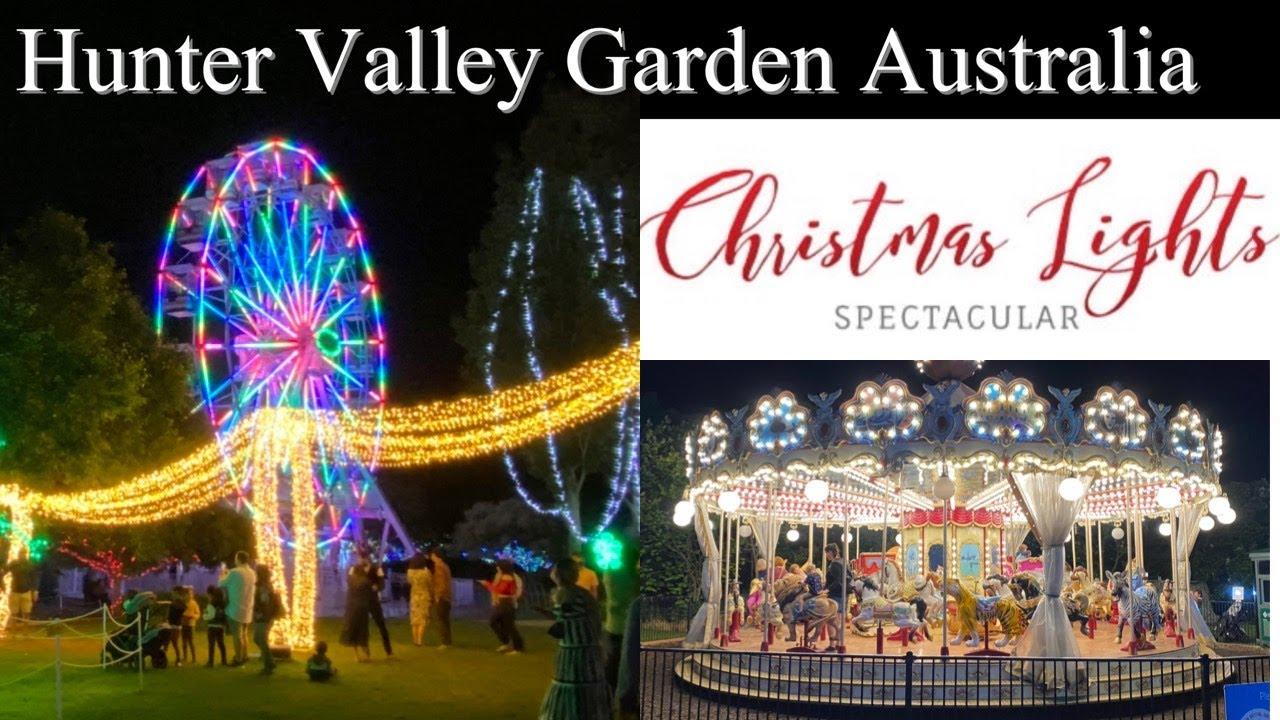 maxresdefault - Christmas Lights Spectacular Part 2 Hunter Valley Gardens 30 December