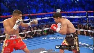 Jessie Vargas vs Manny (Pacman) Pacquiao fight!!!!