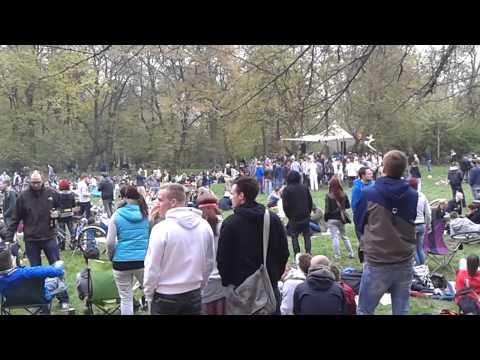 Open Air Leipzig - the art of living @ Wilhelm Külz Park 1.5.13 Teil 1/5
