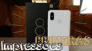 Xiaomi Mi8 unboxing e primeiras impressões em Português ✌️ agora por 405€