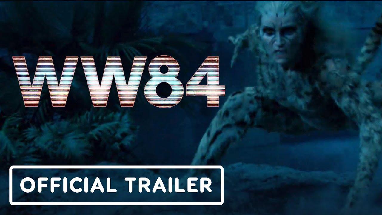 Wonder Woman 1984's newest trailer: Diana fights Kristen Wiig's ...