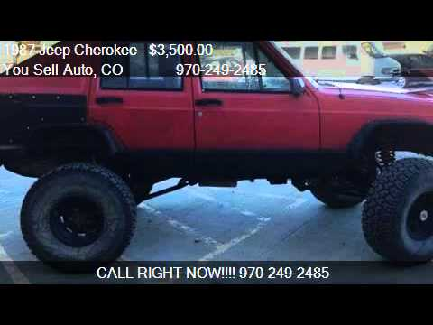 1987 jeep cherokee offroad modified jeep 4x4 for sale in m youtube. Black Bedroom Furniture Sets. Home Design Ideas