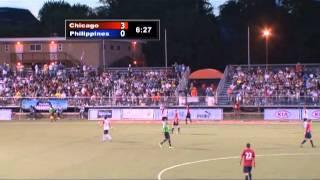 Chicago Inferno vs Philippine National Team
