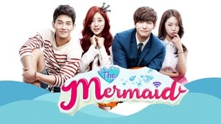 "The Mermaid❤ Theme Song on GMA-7 ""Beep"" K.A Antonio MV with lyrics"