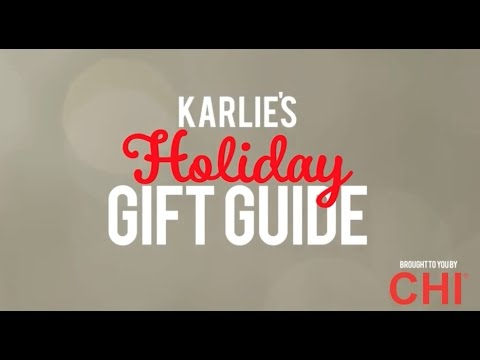 Karlie'S Holiday Gift Guide By Chi