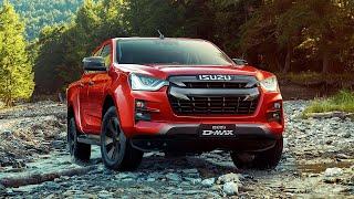 ISUZU D-Max 2021 - PERFECT Truck