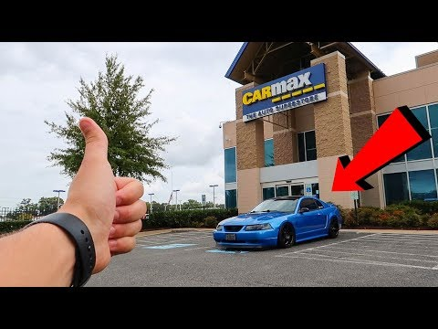 I Took My RARE Mustang GT to CarMax For an Appraisal! (I Was Shocked!)
