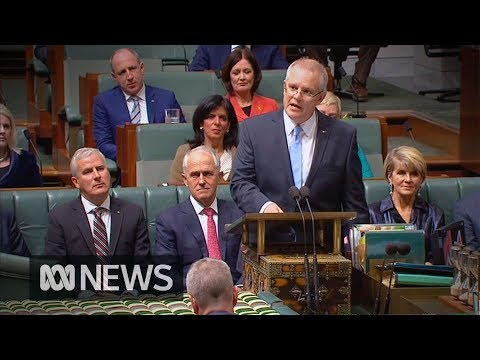 Budget 2018: Scott Morrison delivers his third budget