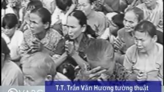 Chính phủ VNCH cứu trợ trận lụt lịch sử miền trung năm 1964
