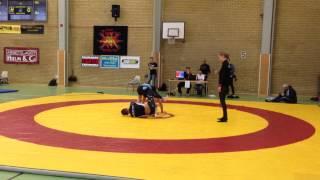 Submission Wrestling SM 2013 - Omid Azad (Hilti BJJ) vs Niklas Bäckström (Allstars Training Center)