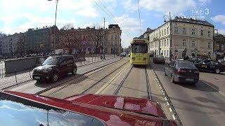 Jedź bezpiecznie odc. 738 (skręt w lewo na ul. Limanowskiego w Krakowie)
