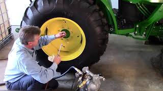 Rim Guard - How to fill tires with liquid ballast