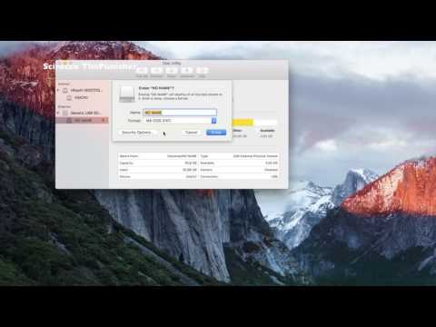 How to Format SD Card on Mac 2018