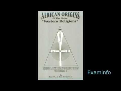 Dr. Yosef Ben Jochannon: African Origins of the Major Western Religions(audiobk pt 1) Intro