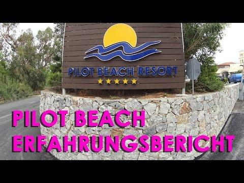 Pilot Beach Resort Kreta