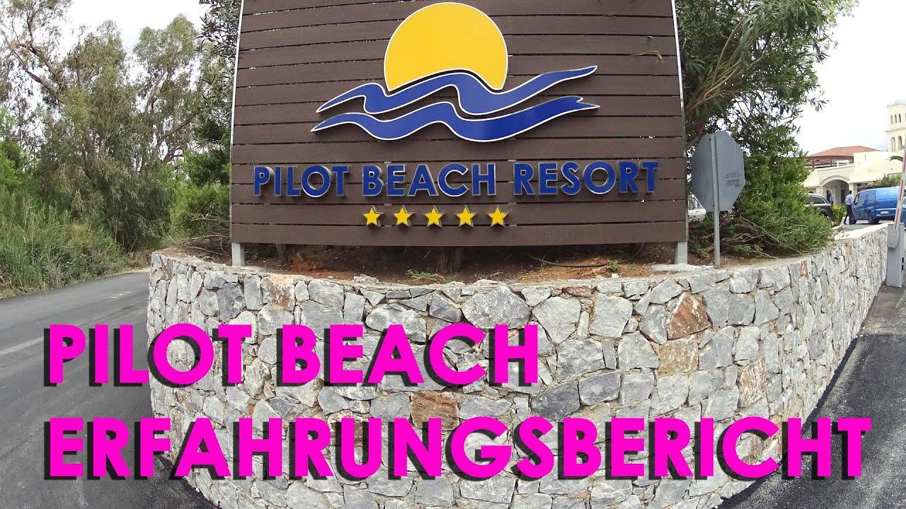 Hotel Pilot Beach Resort Georgioupolis