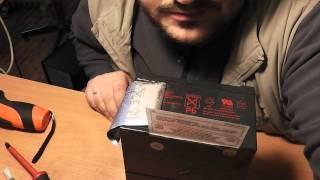 Обзор ИБП APC Smart-UPS 1000 замена батарей - Обзор(, 2013-10-09T16:12:06.000Z)