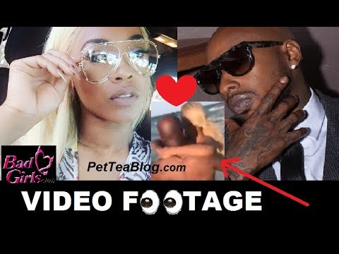 Ceaser Black Ink Dating Persuasian From Bad Girls Club 💑👀 Beach VIDEO! #VH1 #BGC16 #Elliadria