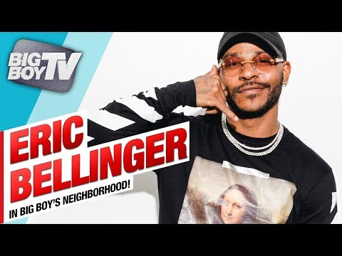 Eric Bellinger on Tory Lanez Situation,Upcoming Album, 'Eazy Call' & Letting Go of Music
