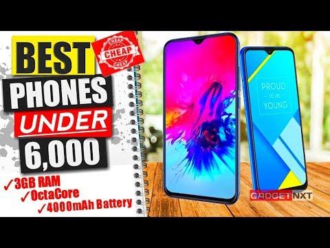 BEST Smartphones Under 6000 [REAL CHEAP!...]