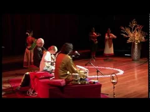 MERU Concert -- Kathak by Anurekha Ghosh and Group