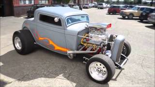 32 ford 3 window Deuce