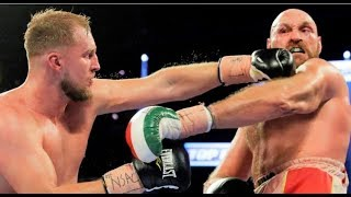 BREAKING! OTTO WALLIN WANTS A TYSON FURY REMATCH OR A ANTHONY JOSHUA FIGHT!