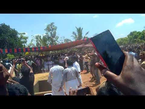 Vanniyar Sangam J Guru | Death Video