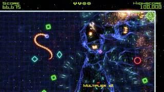 Geometry Wars Retro Evolved Gameplay