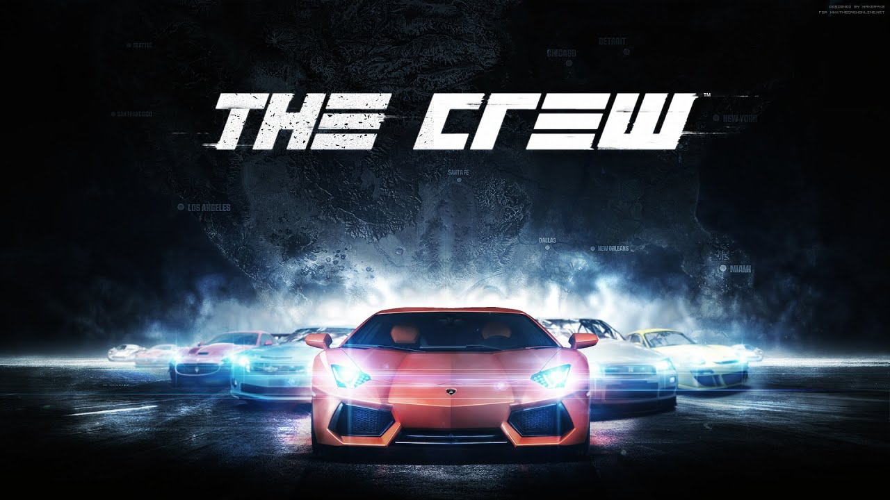 the crew un bon jeu de voiture gameplay fr hd pc youtube. Black Bedroom Furniture Sets. Home Design Ideas