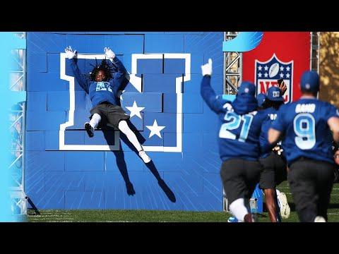 Gridiron Gauntlet: 2018 Pro Bowl Skills Showdown | NFL Highlights