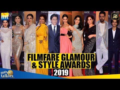 Filmfare Glamour and Style Awards 2019 | Shah Rukh Khan, Deepika Padukone,Sonakshi Sinha Mp3