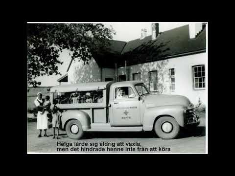 Från Krokslätt till KwaZulu Helgas resa