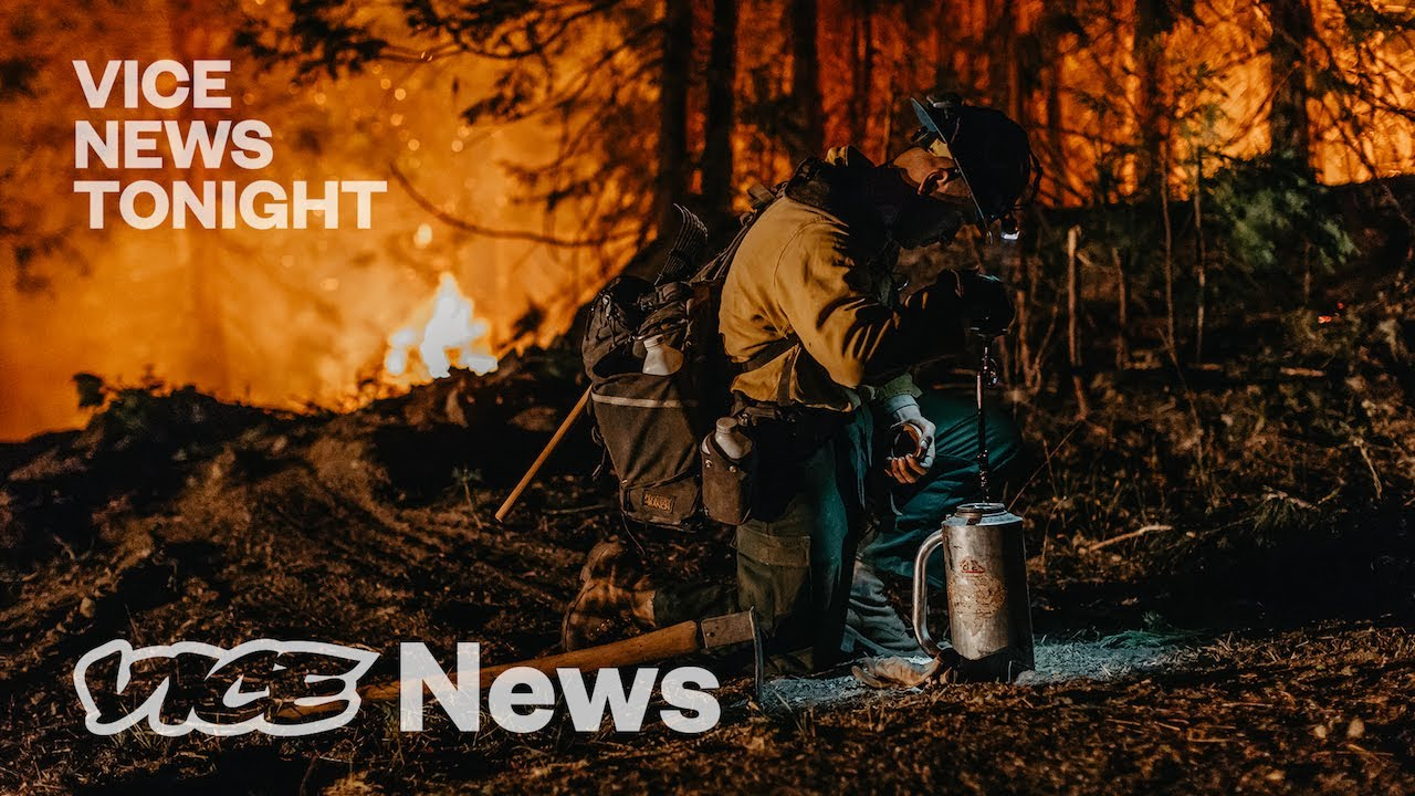 The Hotshot Firefighters Battling California's Biggest Fires VICE NEWS Oct 22, 2020