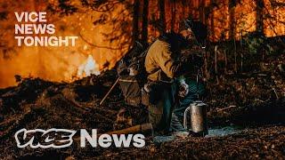 The Hotshot Firefighters Battling California's Biggest Fires