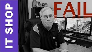 The IT Shop 009: 3 Tips to Avoid Failure
