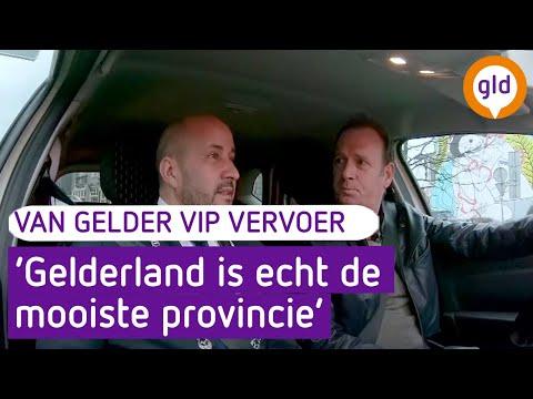 Van Gelder VIP Vervoer 10 maart 2018 - Van Gelder Vip Vervoer - Ahmed Marcouch
