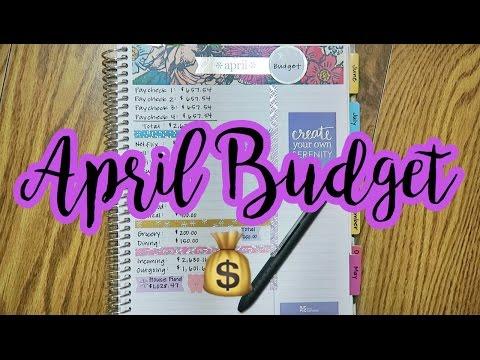 Budget | April 2017