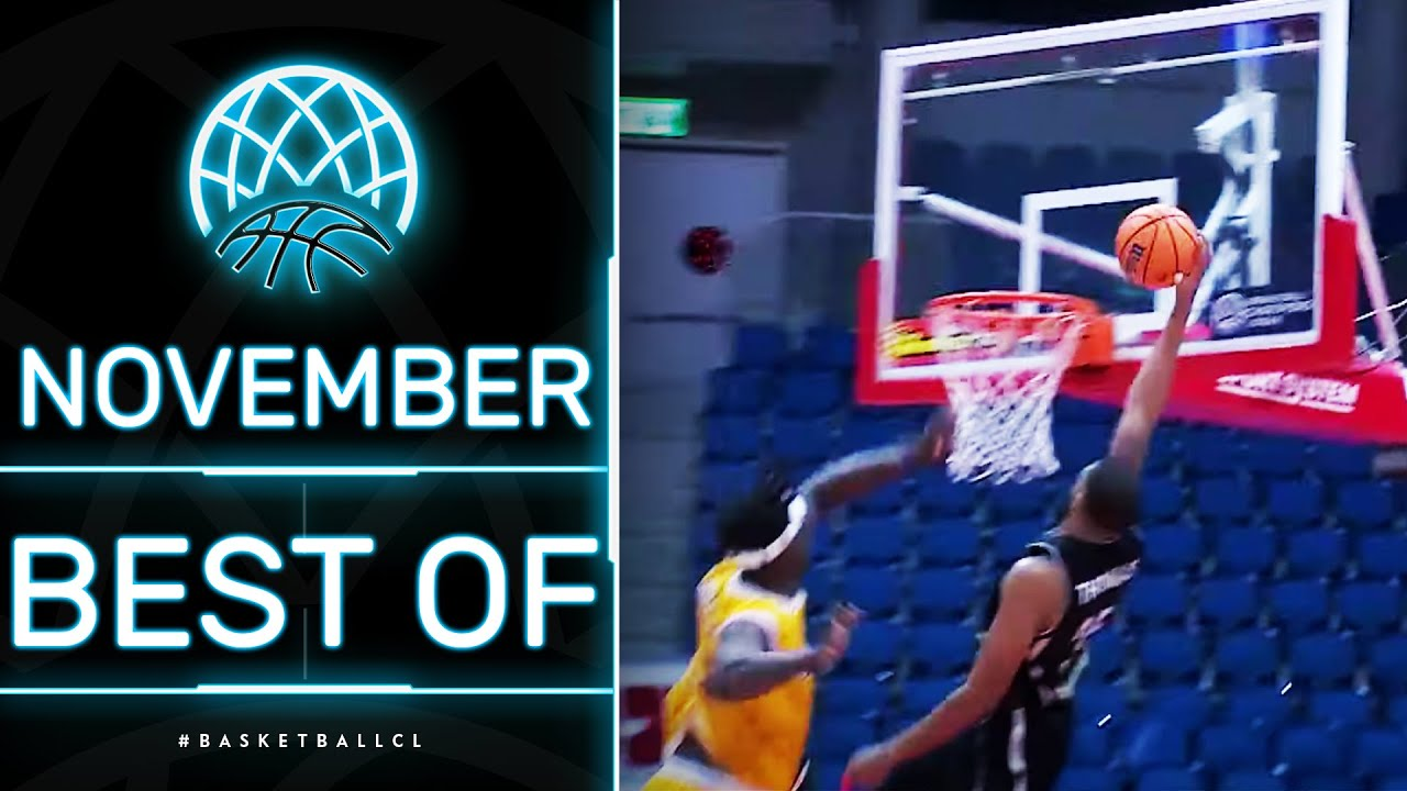 Thomas' ALLEY-OOP, Ennis' Game-Winner & Co. | Top 10 November