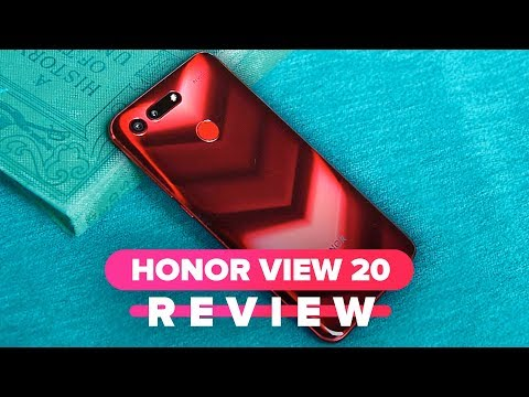 Honor View 20 (8GB) Review Videos
