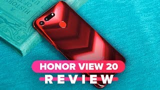 Honor View 20 review: The hole-punch camera really works