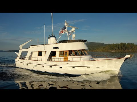 1967 -  73ft Custom Luxury Offshore Yacht - Calibre Yachts