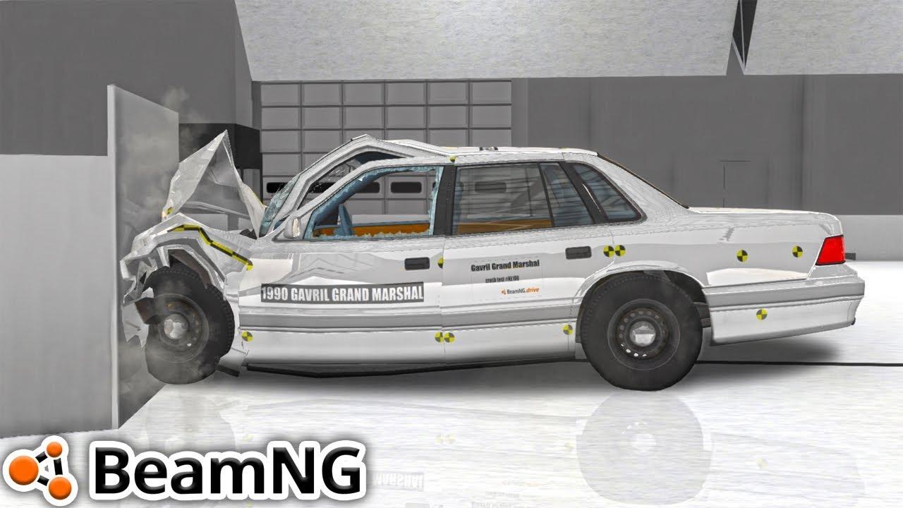 Beamng drive iibs crash testing 3 gavril grand marshal youtube beamng drive iibs crash testing 3 gavril grand marshal sciox Images